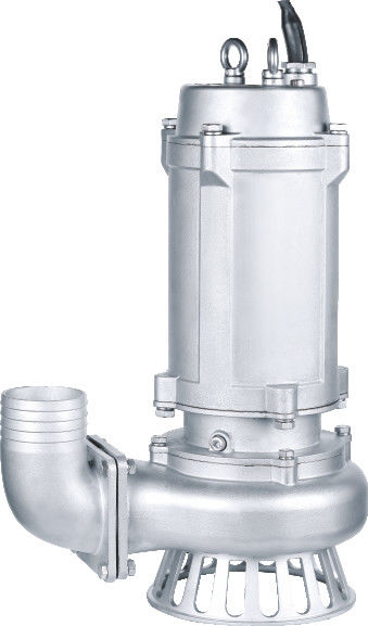 Large Flow Stainless Steel Submersible Pump Hospitals Residential Areas